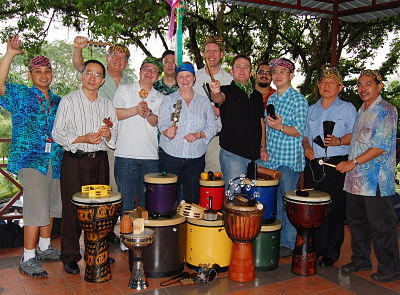 drum circle team bonding activity in kuala lumpur_opt