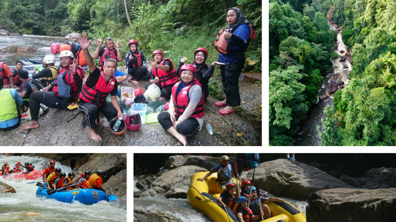 9 Important Questions On White Water Rafting Sungai Selangor and Slim River