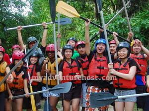 white water rafting kuala lumpur group1