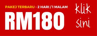 PAKEJ TERBARU - 2 HARI - 1 MALAM