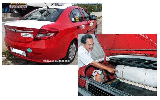 malaysia budget taxi