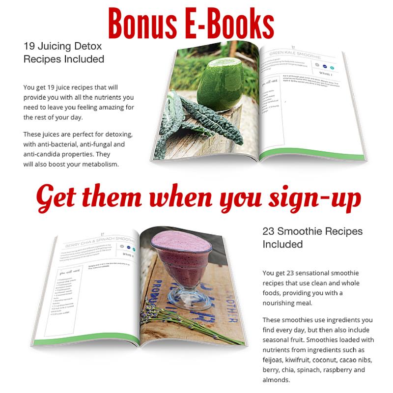 Bonus E-Books