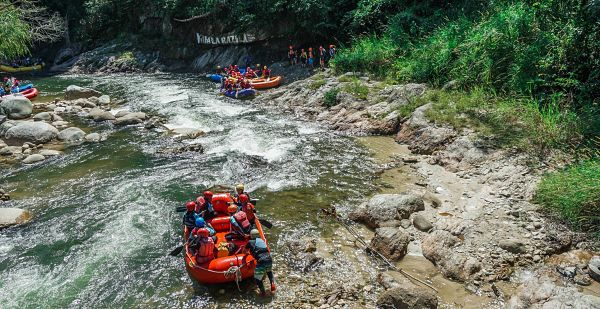 Gopeng Rafting and Overnight Package 2 Days 1 Night