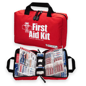 put together a personal first aid kit for the malaysian outdoors