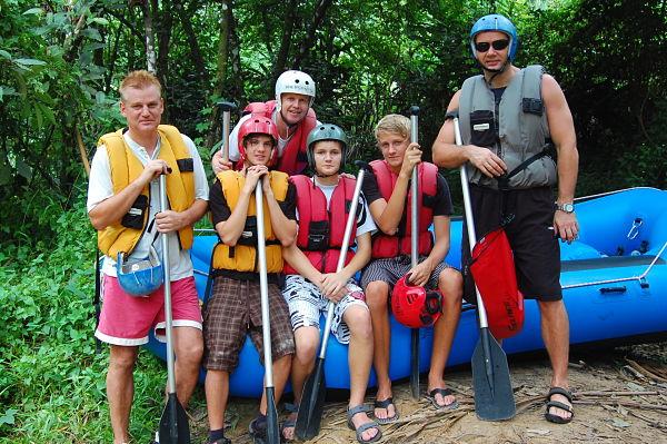 white water rafting kuala lumpur 3