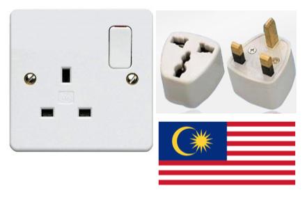 malaysia socket