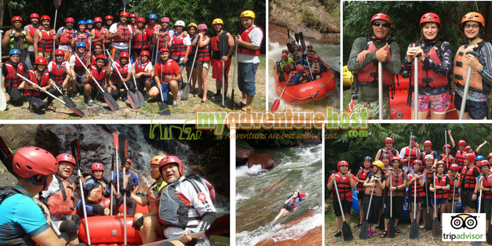 rafting for groups kkb