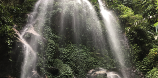 air terjun kooi